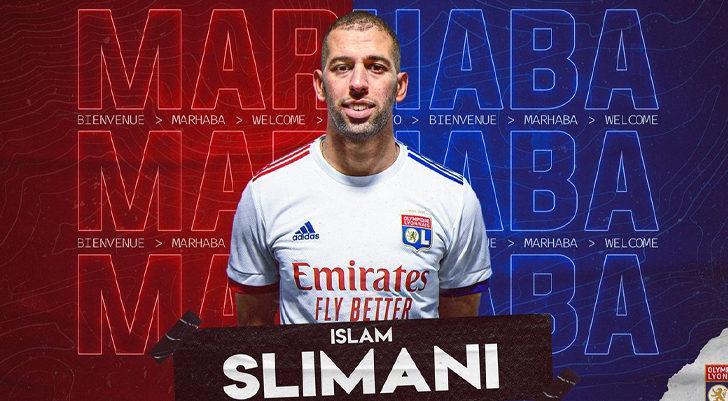 Olympique Lyon, Slimani'yi transfer etti, Dembele'yi Atletico Madrid'e kiraladı
