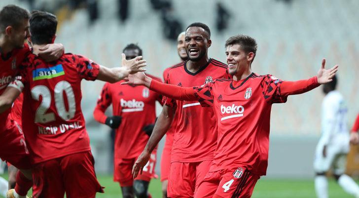 ÖZET | Beşiktaş-Çaykur Rizespor: 1-0