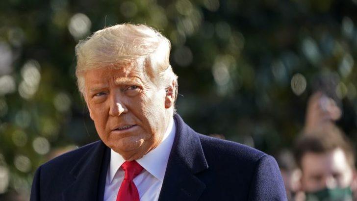Trump'tan ''Şiddetten Uzak Durun'' Çağrısı