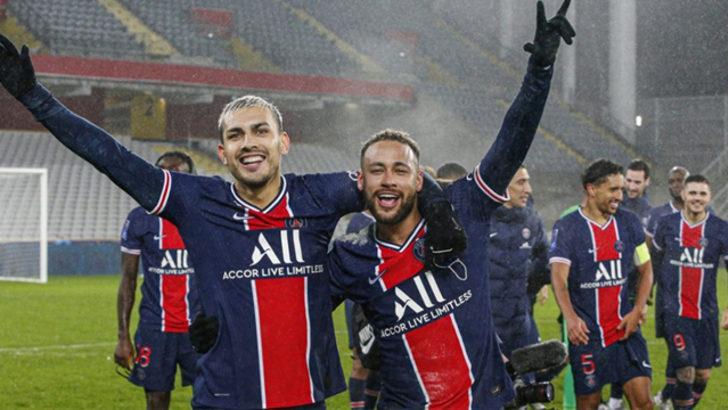 ÖZET | PSG -Marsilya maç sonucu: 2-1