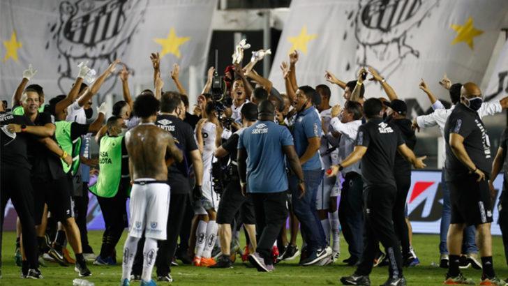ÖZET   FC Santos - Boca Juniors maç sonucu: 3-0