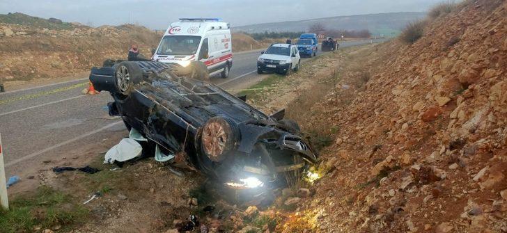 Kilis'ten son dakika kaza haberi: 1 ölü, 4 yaralı