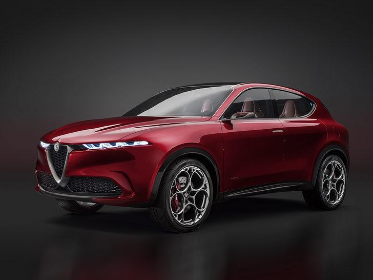 Alfa Romeo Tonale bir ödül daha kazandı
