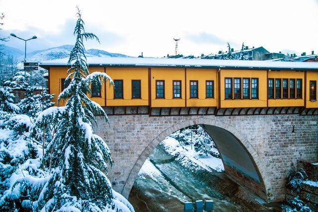 ırgandı köprüsü tarihi
