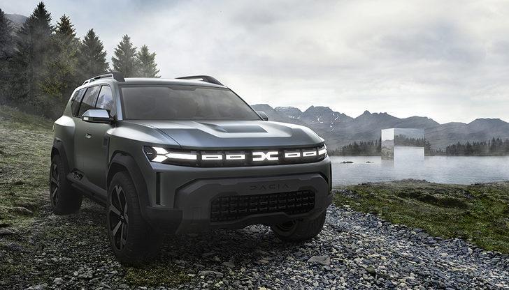 Dacia Bigster konsept karşınızda!
