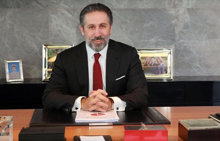 Tahincioğlu'ndan Palladium AVM Açıklaması