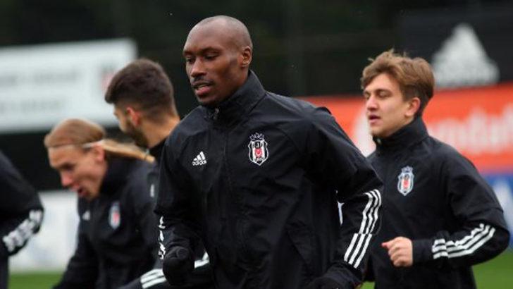 Beşiktaş derbi mesaisine başladı