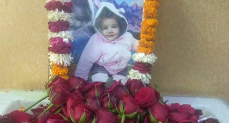 Hindistan'da 20 aylık bebeğin organları 5 kişiye hayat verdi