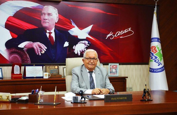Posbıyık, Vali Tutulmaz ile AK Parti Milletvekillerine teşekkür etti