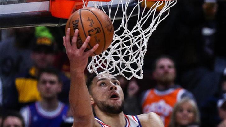NBA'de 76ers Heat'i mağlup etti