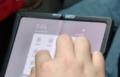 Xiaomi'nin katlanabilir akıllı telefonu metroda göründü!