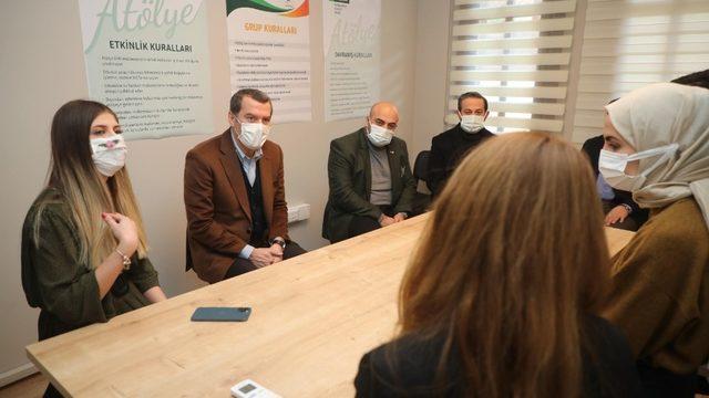 YEDAM bağımlılıkla mücadele için Zeytinburnu'nda