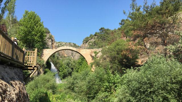 Asırlar öncesinden günümüze: Clandras Köprüsü