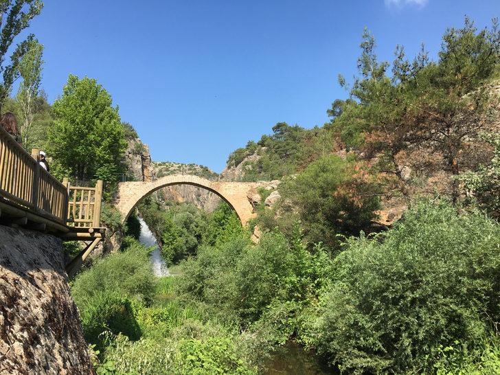 Clandras Köprüsü nerede? Clandras Köprüsü tarihi, hikayesi - Clandras Köprüsü piknik alanı