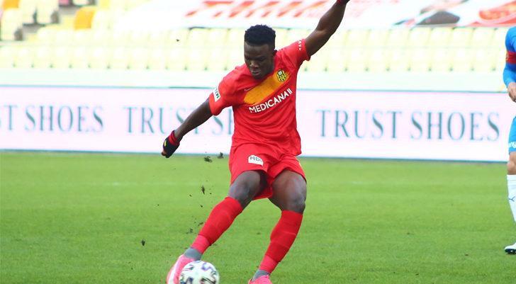 Yeni Malatyasporlu Youssouf Ndayishimiye için Cadiz'den resmi teklif