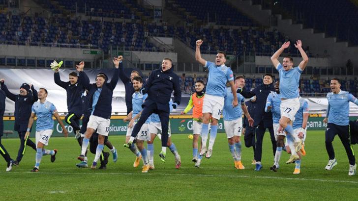ÖZET   Lazio - Roma maç sonucu: 3-0