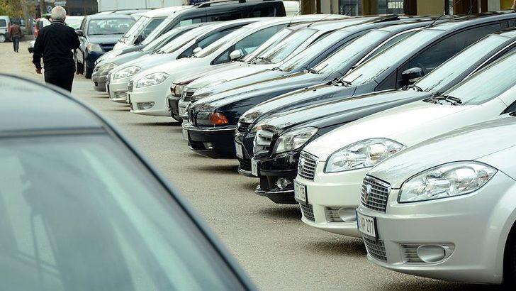 Şubatta trafiğe kayıtlı araç sayısında dikkat çeken artış!