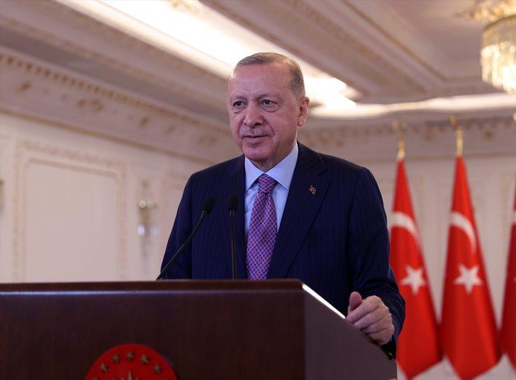 Cumhurbaşkanı Erdoğan: Doğalgaza yatırım 27 milyar lirayı buldu