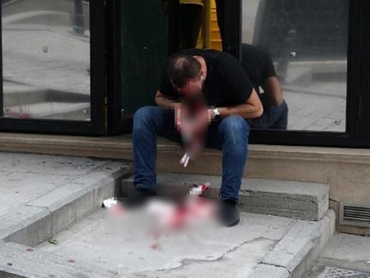Yer: İstanbul! Silah ateş aldı, kanlar içinde kaldı