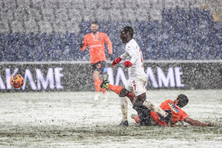 ÖZET | Başakşehir 1-1 Sivasspor