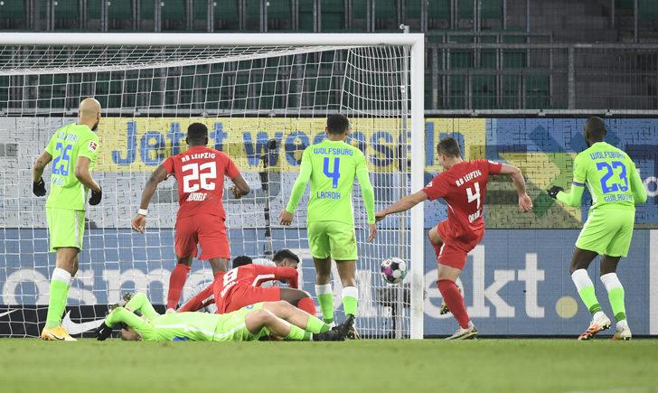 MAÇ SONUCU | Wolfsburg 2-2 RB Leipzig