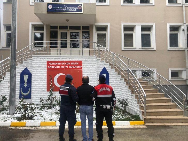 Ankara'da hırsızı sigara izmaritindeki DNA ele verdi