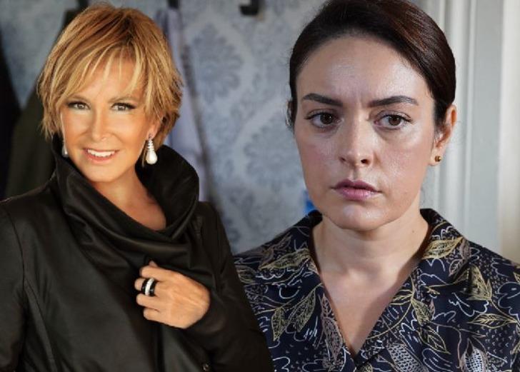 Yeşilçam'ın en güzel kadınlarından Filiz Akın'dan Ezgi Mola yorumu