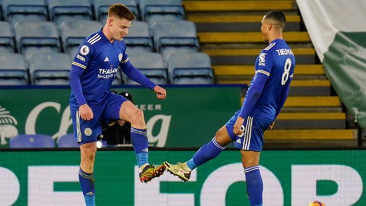 ÖZET | Leicester City - Southampton maç sonucu: 2-0