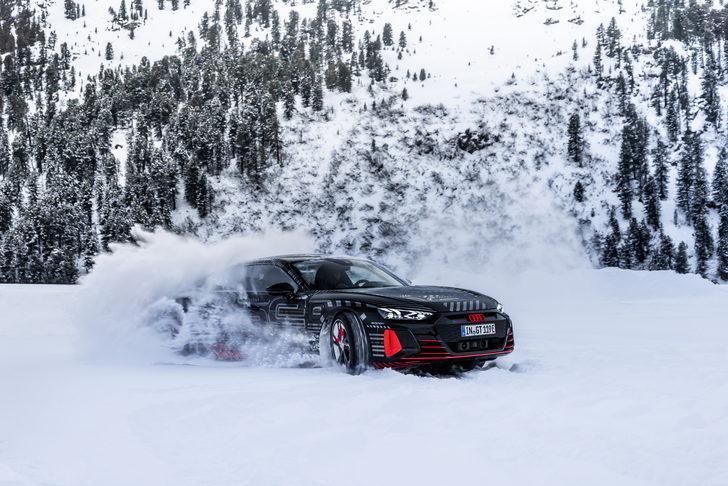 Audi elektrikli otomobiller için tarih verdi