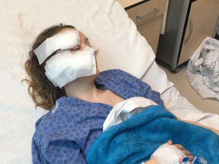 Falçatalı saldırıya uğrayan kadın dehşet anlarını anlattı: İki gün AVM'de bekledi