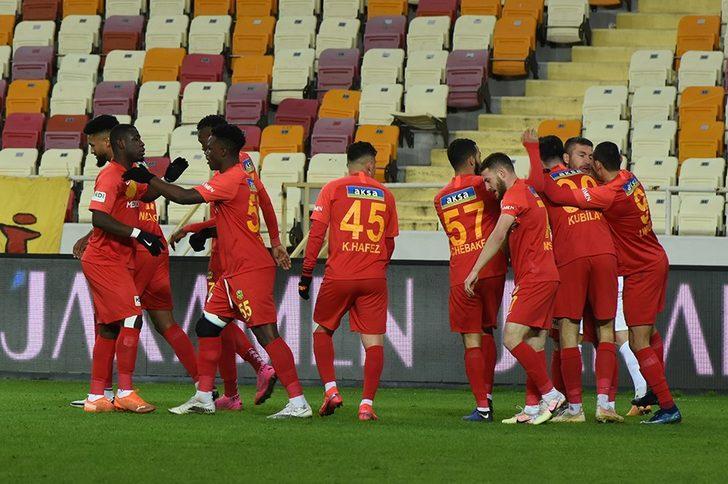 Yeni Malatyaspor geri döndü!