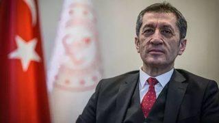 Milli Eğitim Bakanı Selçuk'tan 'tatil' mesajı
