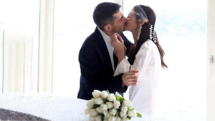 3 hafta önce evlenen şarkıcı Cemre Kemer hamile mi?