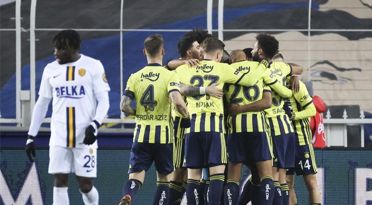 ÖZET | Fenerbahçe-Ankaragücü: 3-1