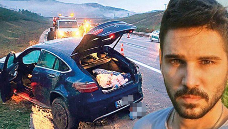 Ünlü oyuncu Tolgahan Sayışman trafik kazası geçirdi!