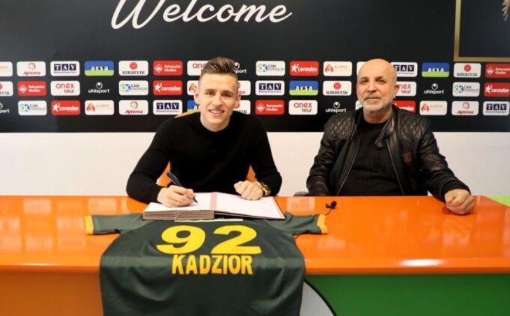 Alanyaspor, Eibar'dan transferi açıkladı!