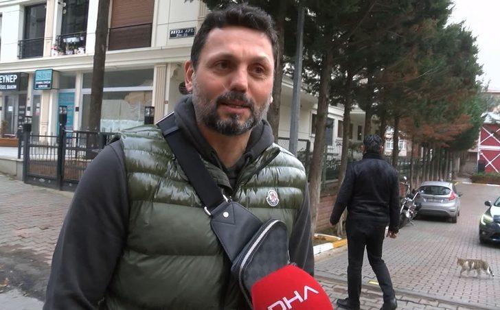 Fenerbahçe Teknik Direktörü Erol Bulut polis merkezinde şikayetçi sıfatıyla ifade verdi