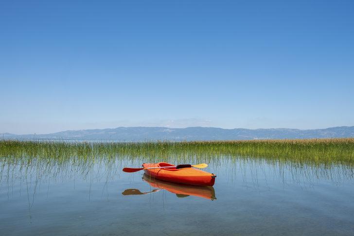 İznik Gölü nerede, hangi bölgededir? İznik Gölü piknik alanı, kamp, gezilecek yerler