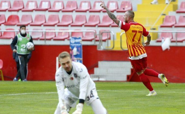 Kayserispor 2-0 Başakşehir (Maç sonucu)