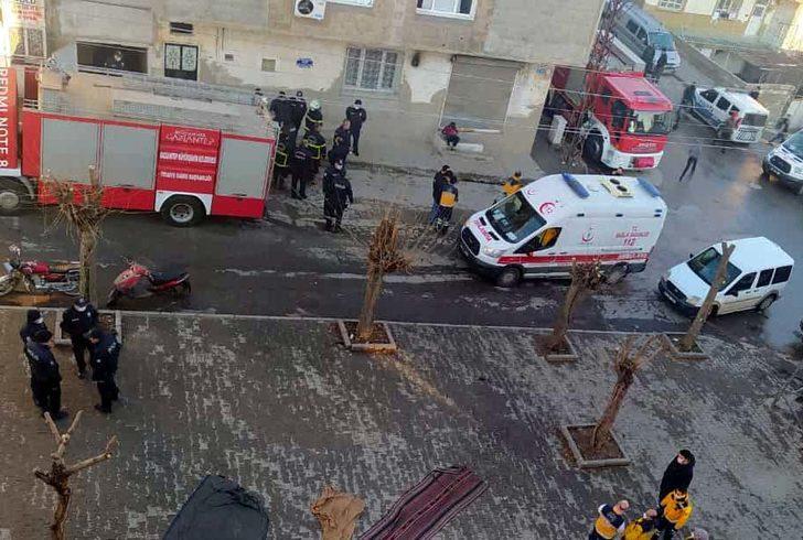 Gaziantep'te yangın faciası: 2 çocuk hayatını kaybetti