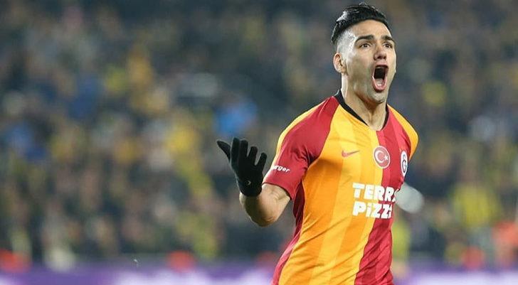 Galatasaray'da Falcao transferinde flaş gelişme!