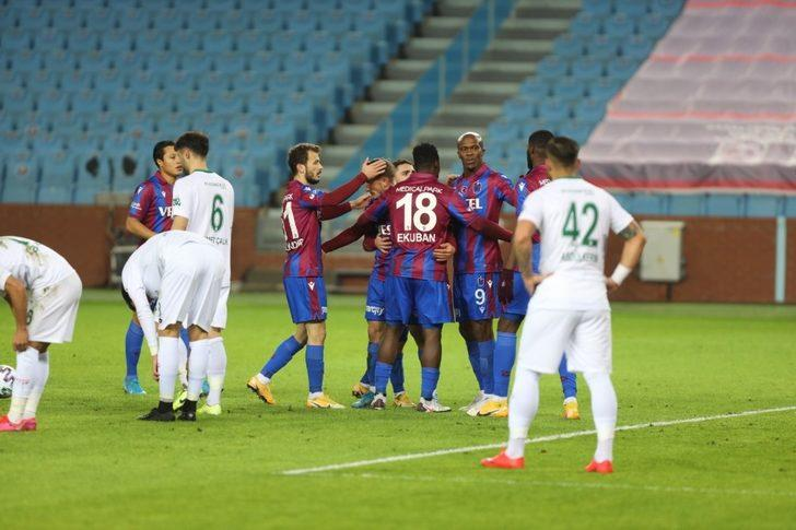 ÖZET | Trabzonspor-Konyaspor: 3-1