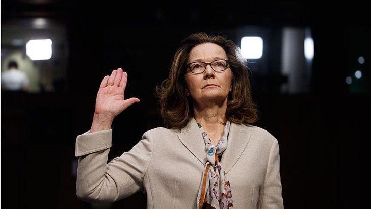 CIA Direktörü Gina Haspel, Başkan Trump'ın son gününde görevinden ayrıldı