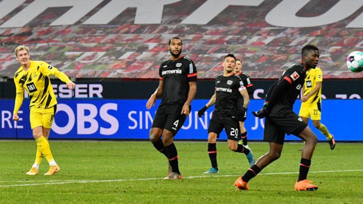 ÖZET | Bayer Leverkusen - Dortmund maç sonucu: 2-1