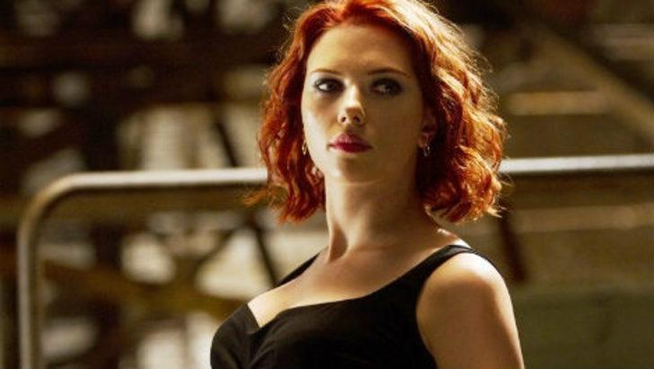 Scarlett Johansson, Frank Grillo'nun aklını aldı: 'Altıma yaptım'