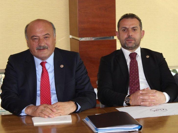 Milletvekillerinden Erzincan'a yapılan yatırımlara ilişkin açıklama