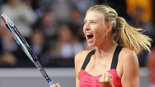 Maria Sharapova yine gündem oldu!