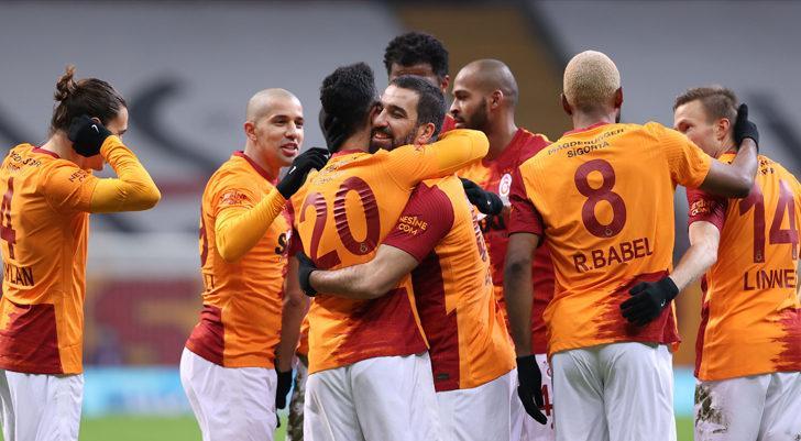 ÖZET | Galatasaray 6-1 Denizlispor (Maç sonucu)