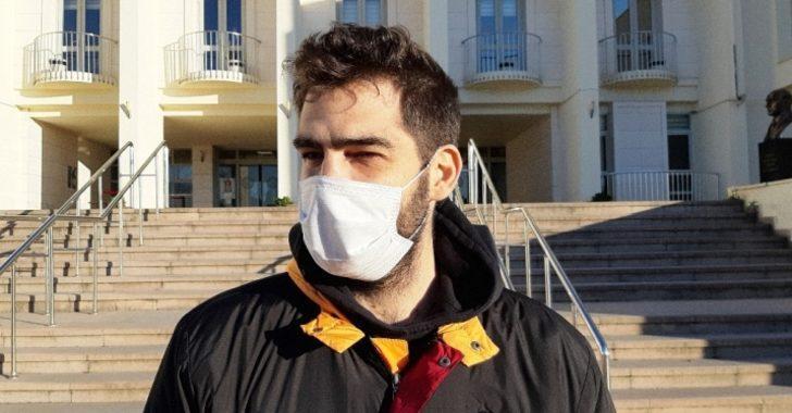 Uyuşturucu operasyonunda gözaltına alınan Kerem Dürüst serbest bırakıldı