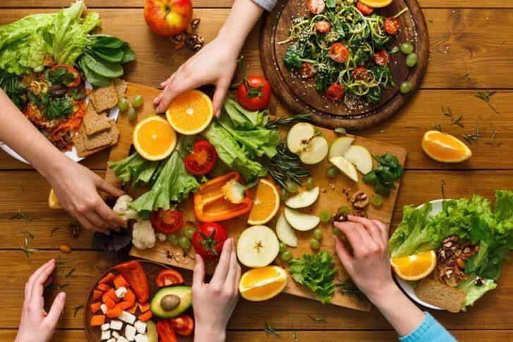 Kışın sağlık deposu 5 farklı besin!